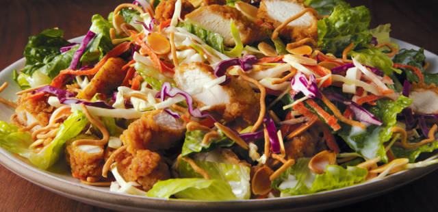 applebees salad