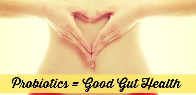 probiotics good gut health