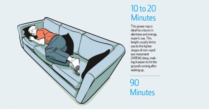 scientific power of naps