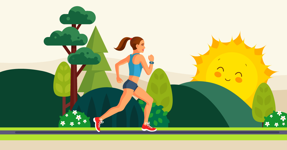 benefits of excercise in the morning Running and jogging - health benefits net' to help decide if the potential benefits of exercise outweigh the for either the early morning or the.