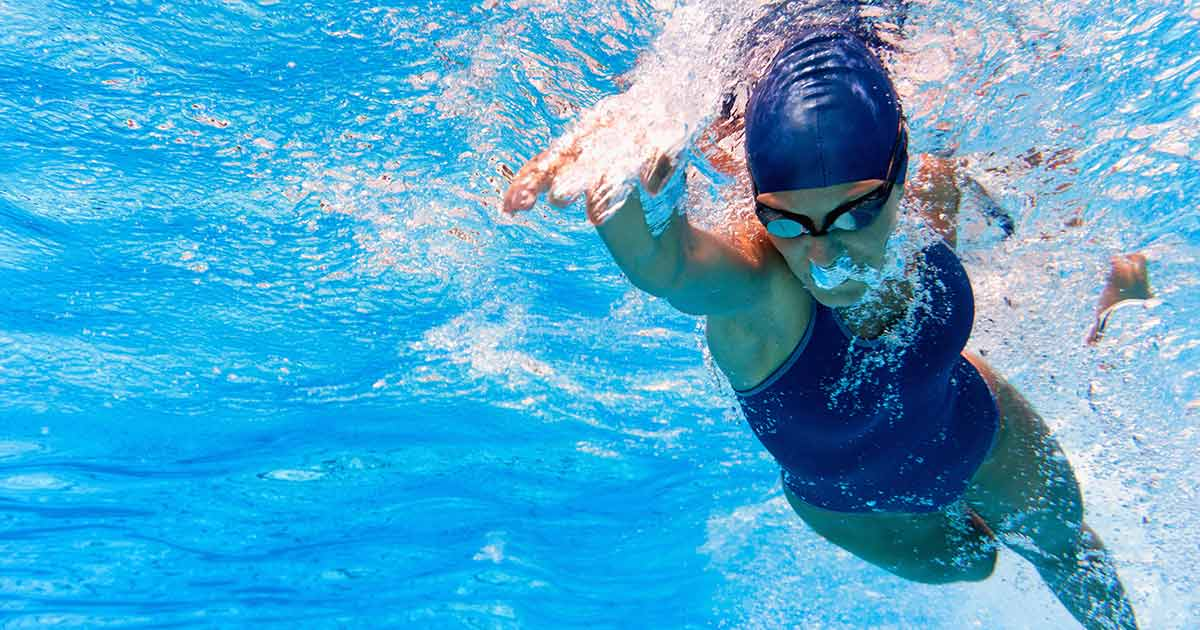 5 Ways Swimming Helps Fight Diabetes