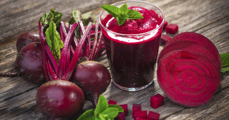 beets lower blood pressure