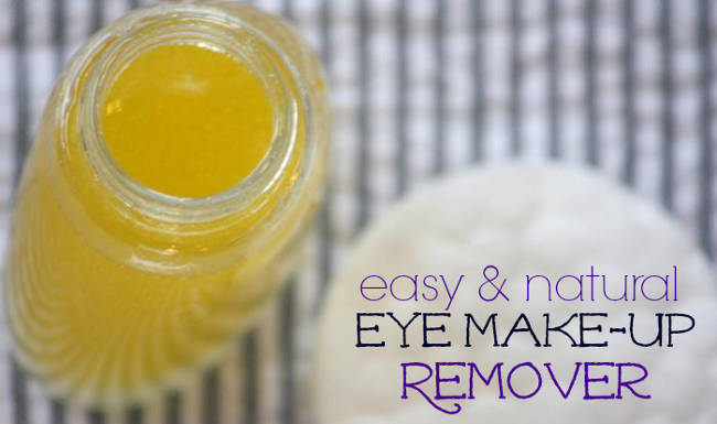 homemade makeup remover recipes toxins free 1