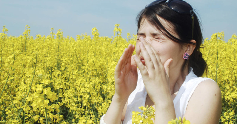 improve allergy symptoms