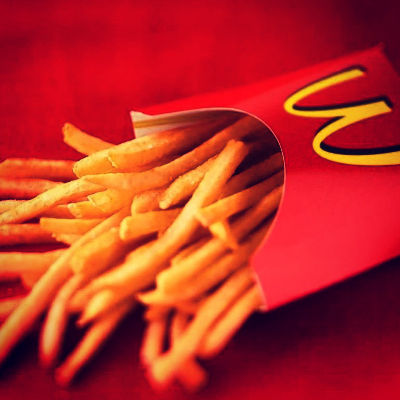 mcdonalds french fries