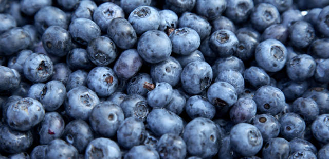 blueberries summer superfood