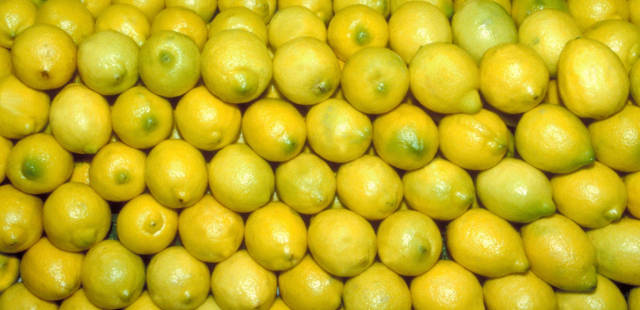 lemons summer superfood