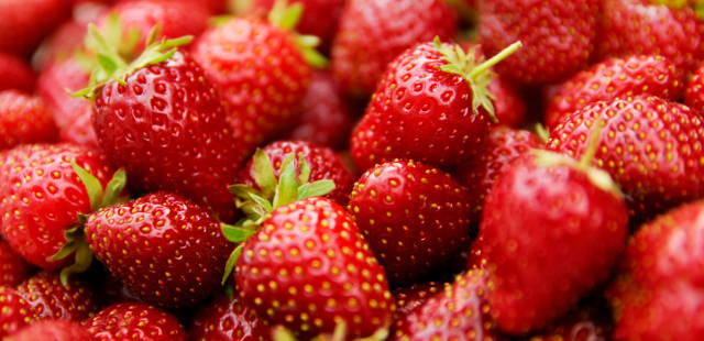strawberries summer superfood