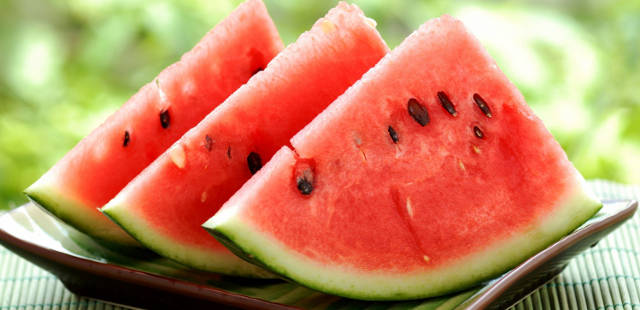 watermelon summer superfood
