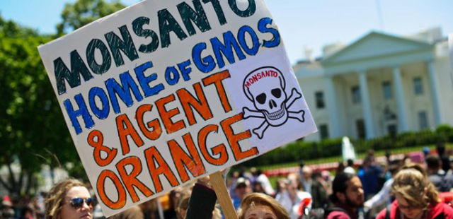 monsanto agent orange chemicals
