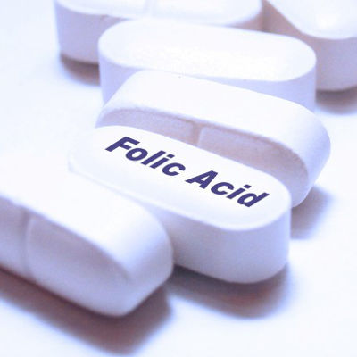 folic acid pill