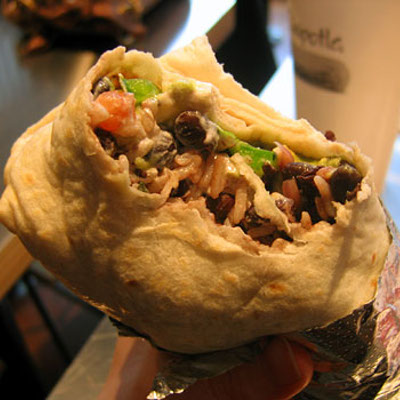 chipotle restaurant stock prices soar