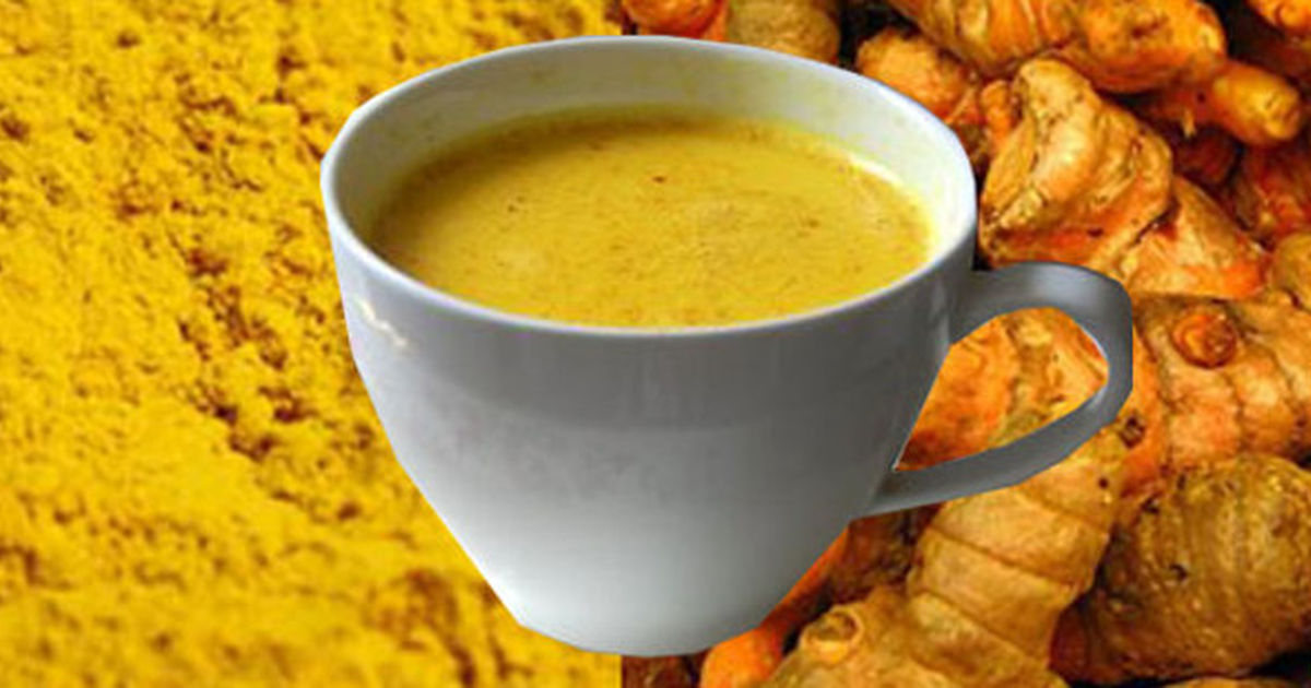 turmeric golden milk tea recipe