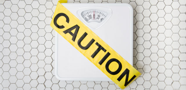 unhealthy weight loss cancer sign