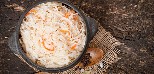 pickled cabbage immunity