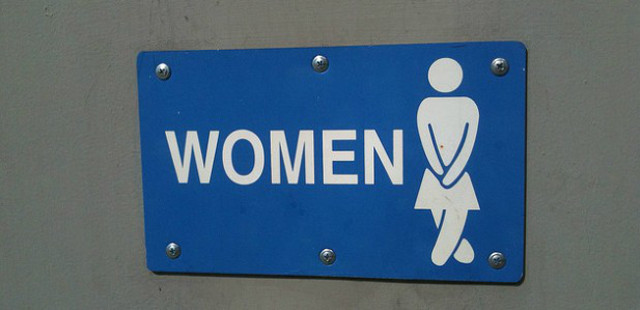 woman prevent urinary tract infection