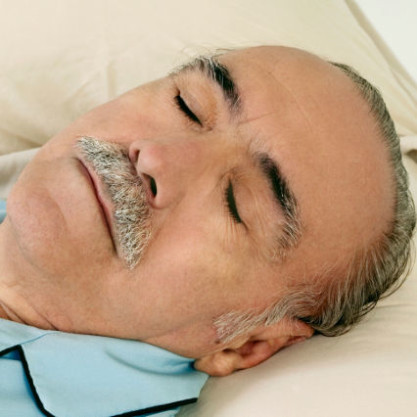 older people sleep less