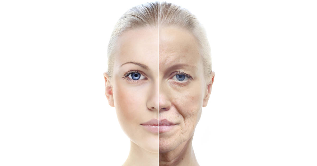 aging faster