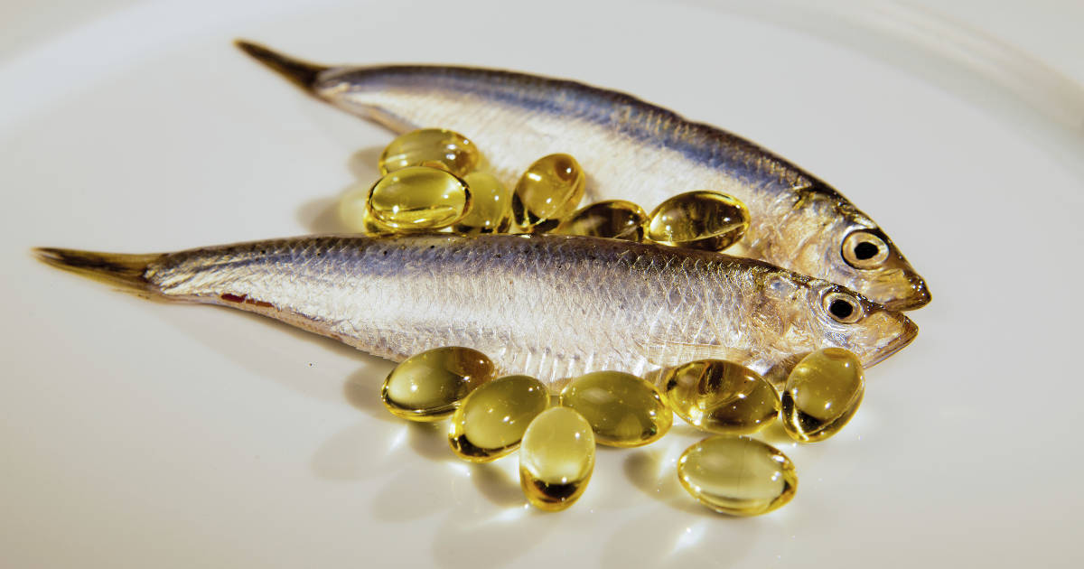 Fatty Acid DHA Found to Decrease 90% of Brain Cell Death & Inflammation