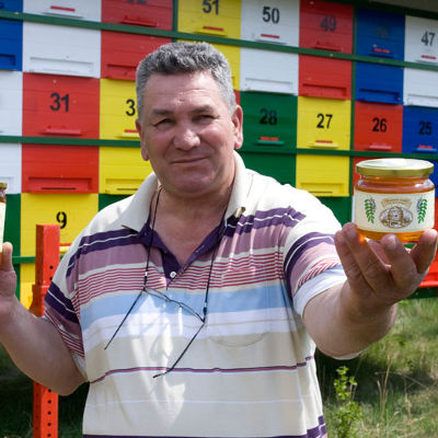 man cures lung cancer with honey