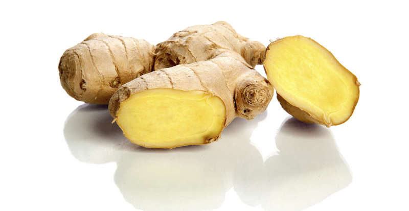 ginger root vegetable