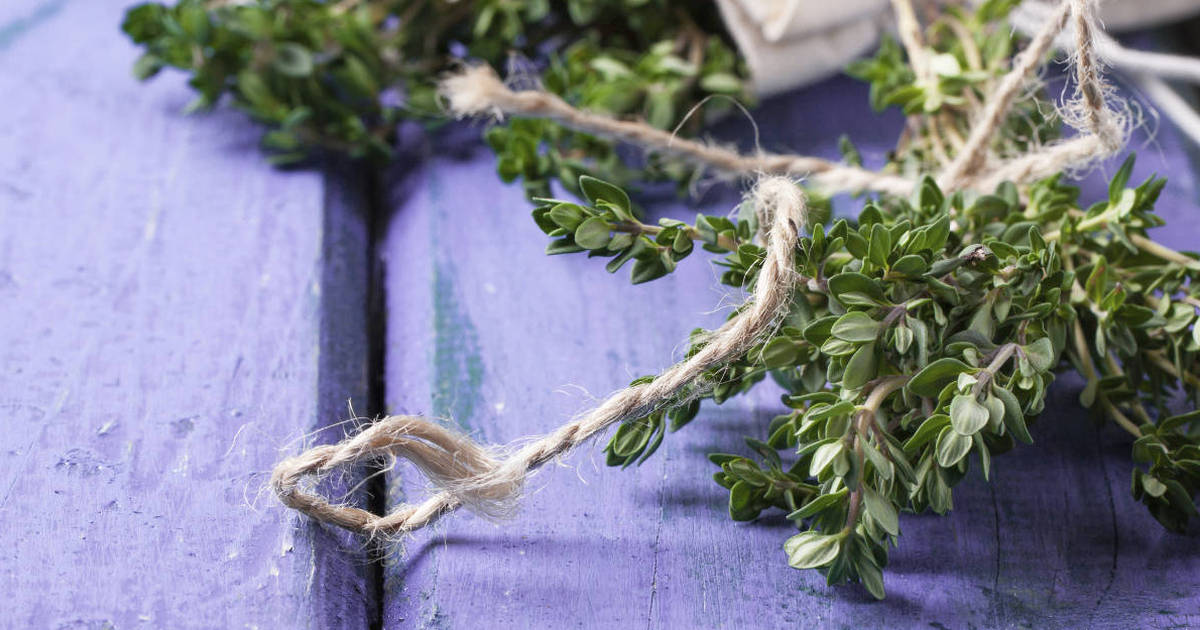 how to use thyme oil for breast cancer