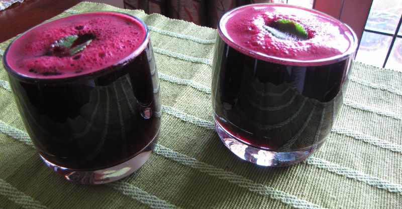 beetroot juice lower blood pressure