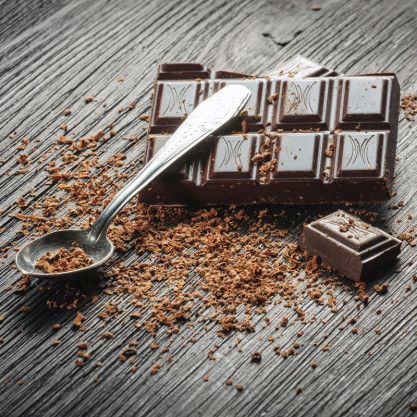 why eating chocolate is good for you