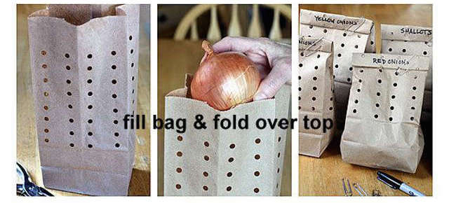 how to store onions garlic shallots