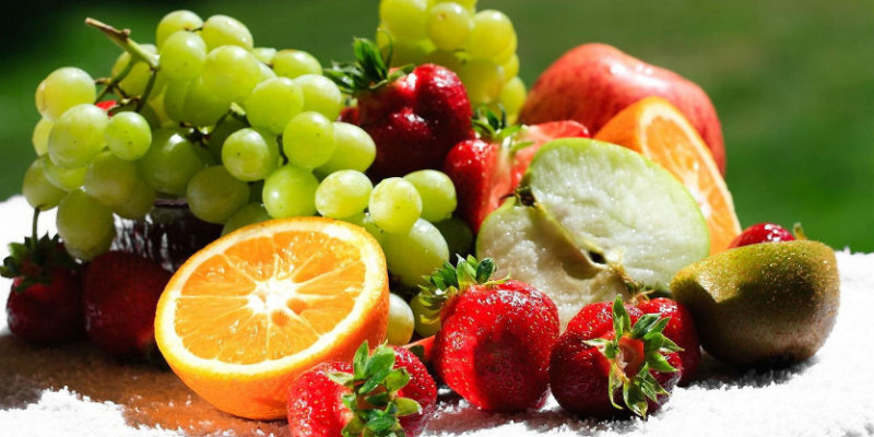 fruits and veggies bone health