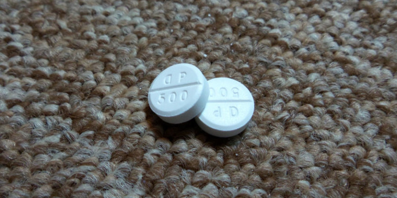 paracetamol painkiller