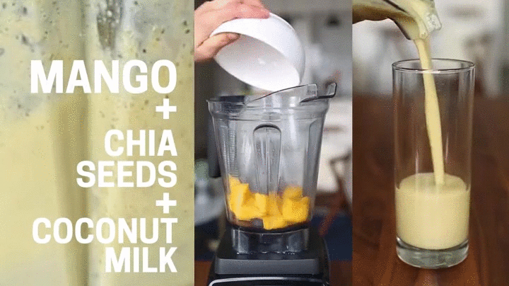 ingredient smoothie