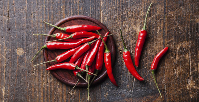 cayenne joint pain
