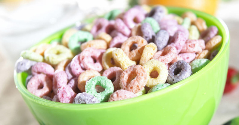 artificial phosphates cereal