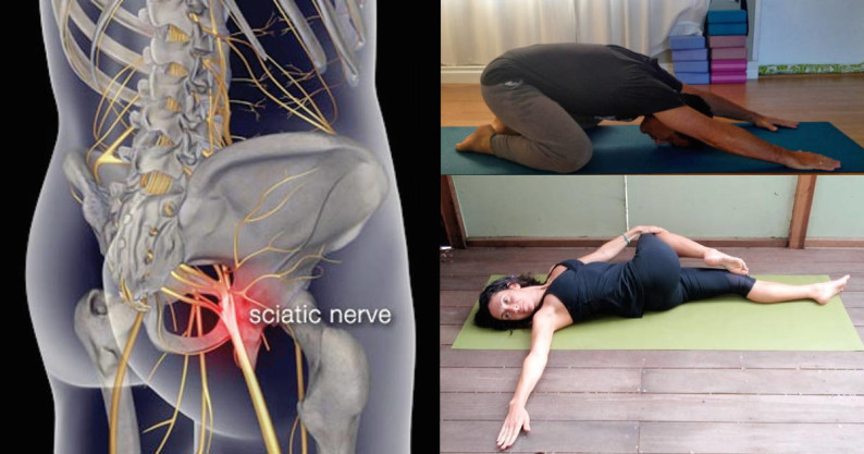 How To Use Tennis Ball To Relieve Your Sciatic Nerve Pain-8131