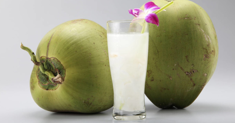coconut water to avoid