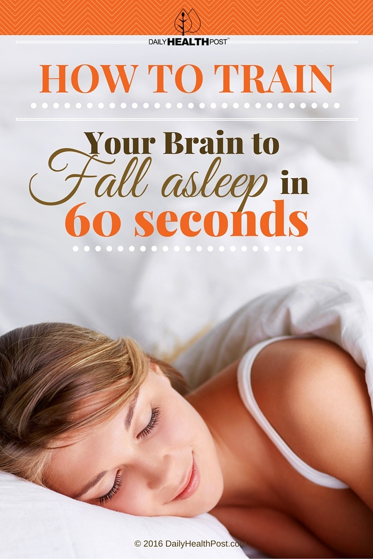 05 How to Train Your Brain to Fall Asleep in 60 Seconds
