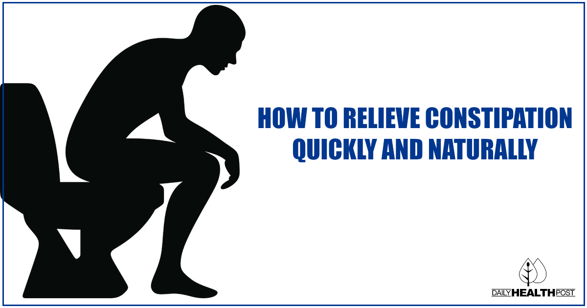 relieve constipation
