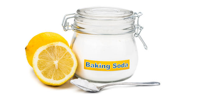 baking soda foot soak
