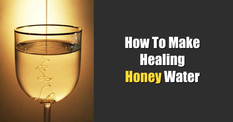 honey water