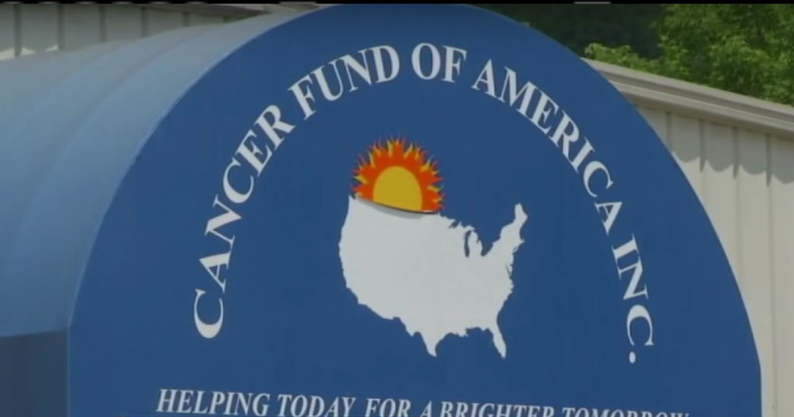 fake cancer charities