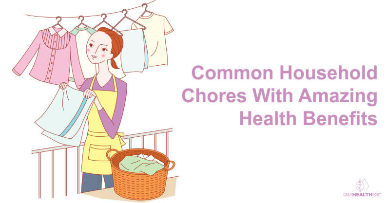 household chores
