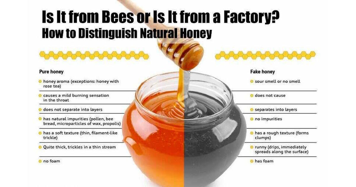 fake honey