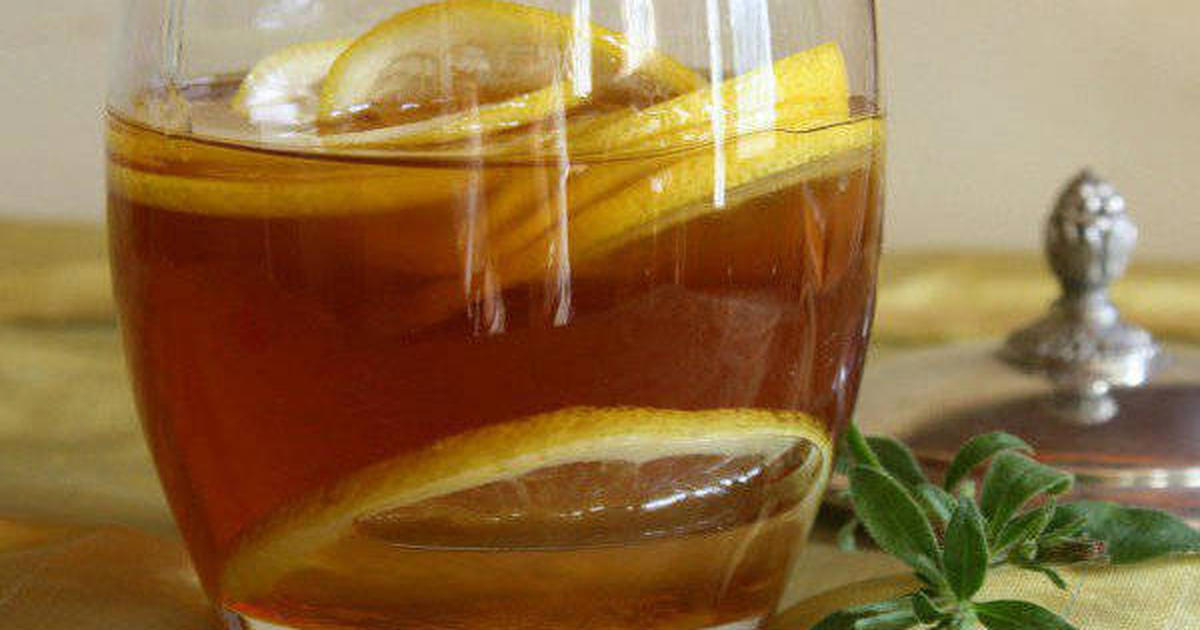honey lemon water
