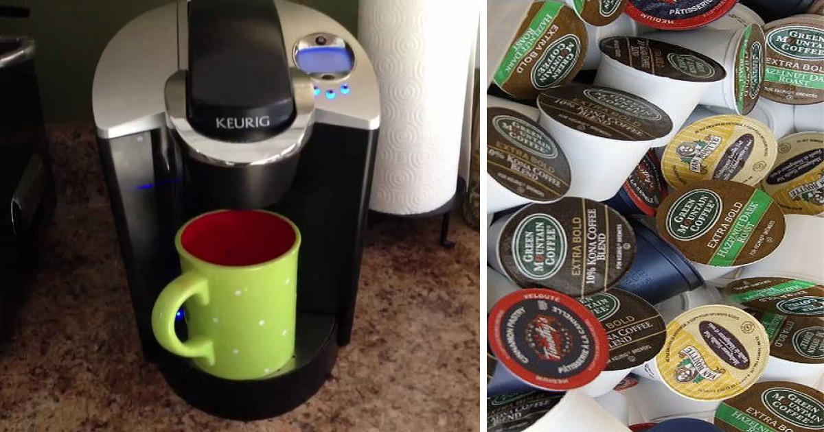K Cups Might Damage Your Metabolism Reproductive Health
