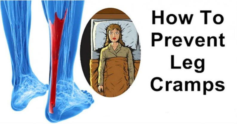 prevent leg cramps