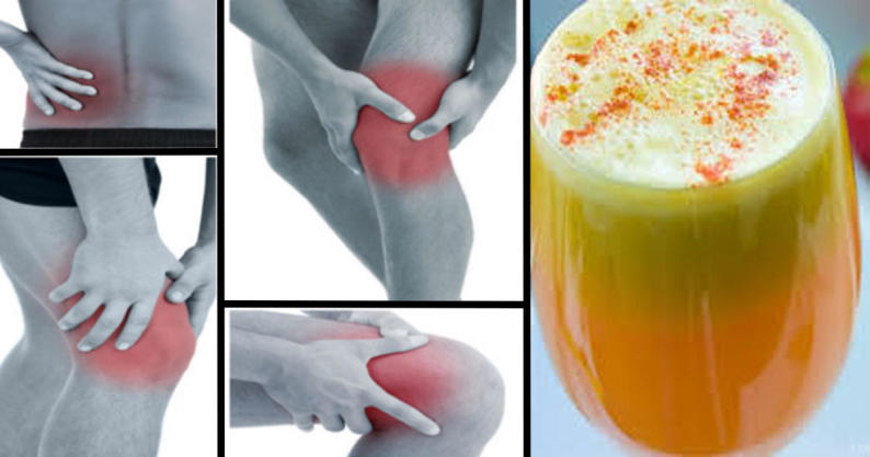 joint pain smoothie