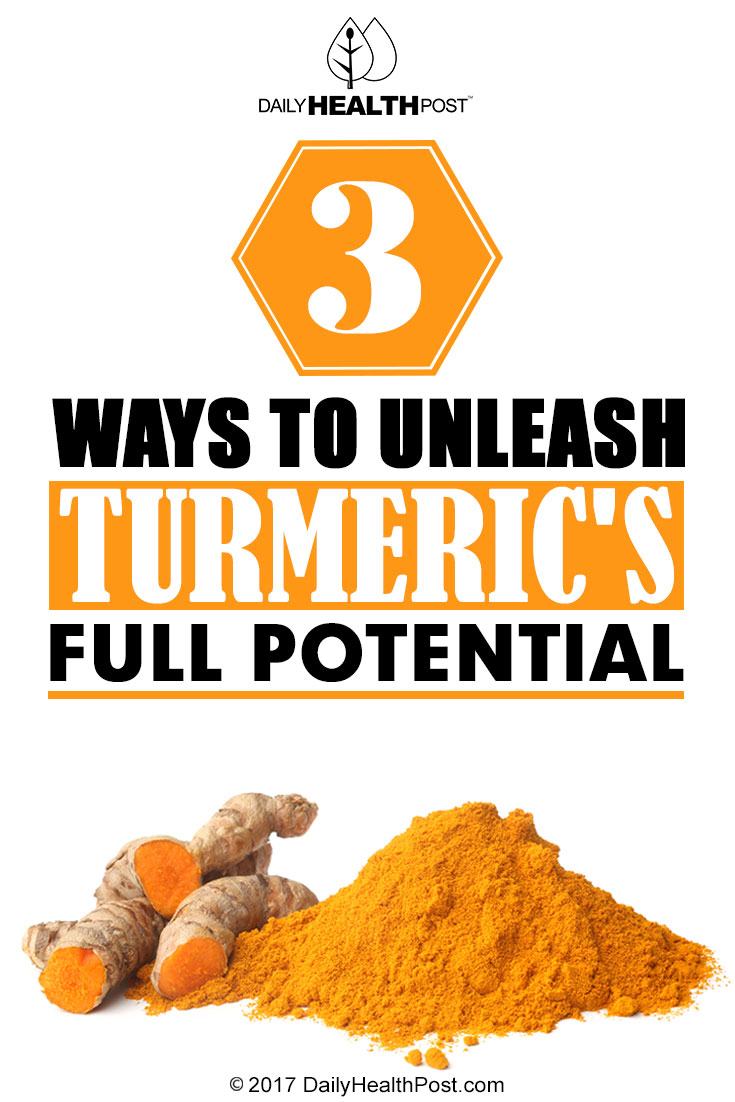 improve turmeric bioavailability