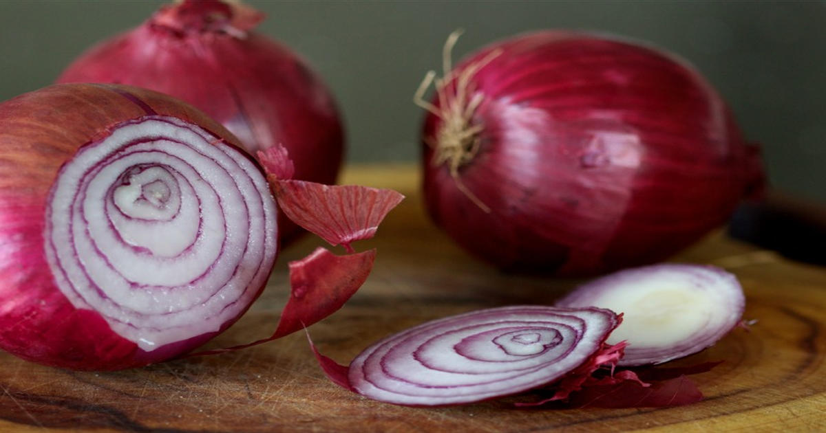 eat more onions