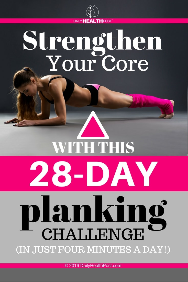 Strengthen-Your-Core-with-28-Day-Planking-Challenge-Just-FOUR-Minutes-a-Day